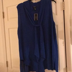 Alfani tunic blouse
